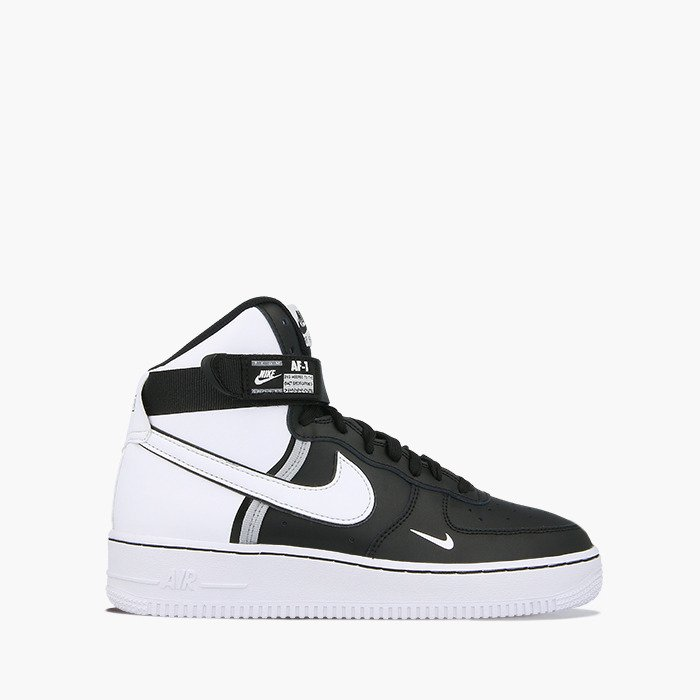 Buty NIKE Air Force 1 High Lv8 2 (Gs) CI2164 010 Black