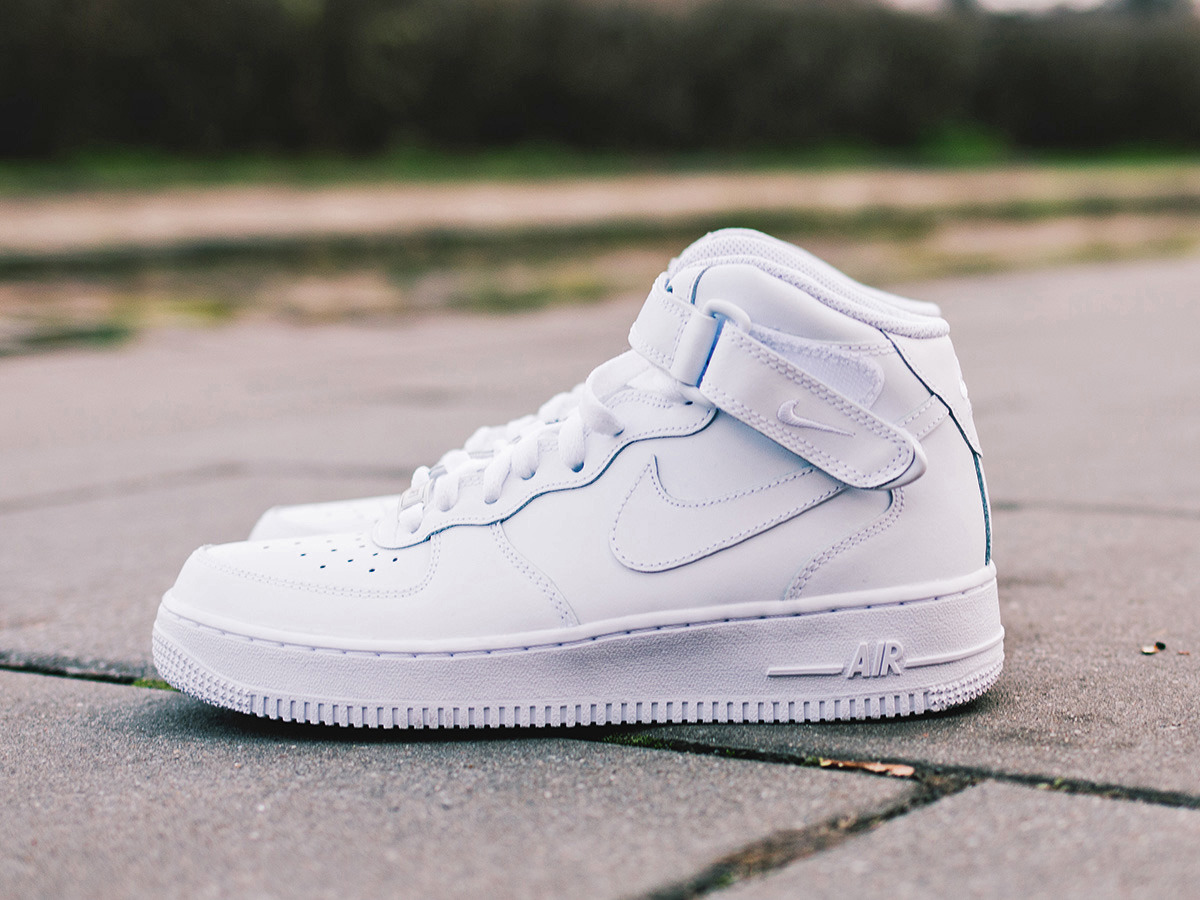 buty nike air force 1 mid (gs)