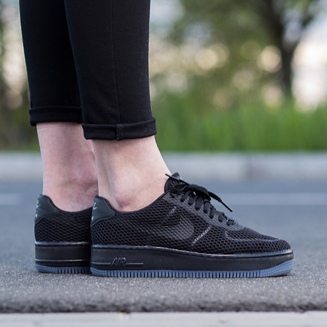 nike air force 1 czarne low