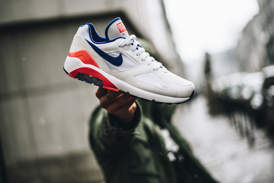 separation shoes f6a96 73bba ... Buty damskie sneakersy Nike Air Max 180 OG Ultramarine Pack