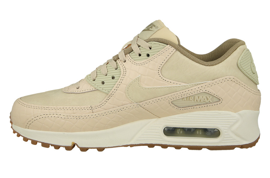 huge selection of f54b3 e951e nike air max 90 damskie beżowe