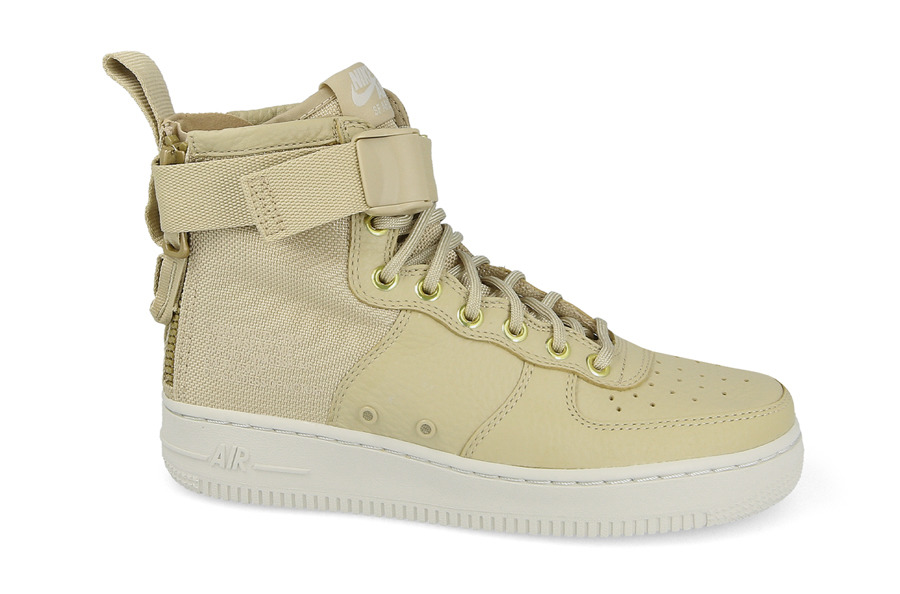 Buty damskie sneakersy Nike Sf Air Force 1 Mid AA3966 200