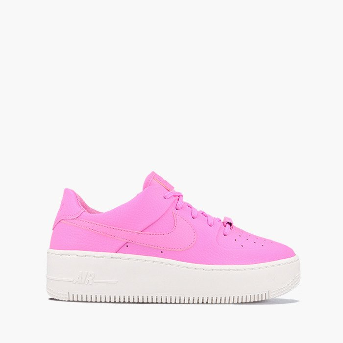 BUTY DAMSKIE SNEAKERSY NIKE AIR FORCE 1 LOW (GS) PINK