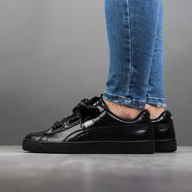 buty puma basket heart