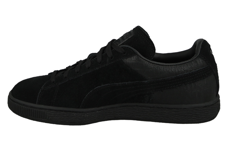 ... Buty damskie sneakersy Puma Suede Classic Casual Emboss 361372 01 ...