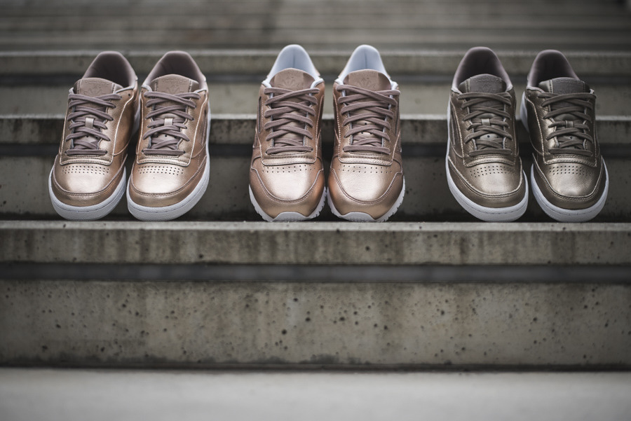 Buty Reebok Club C 85 Melted Metals BS7899