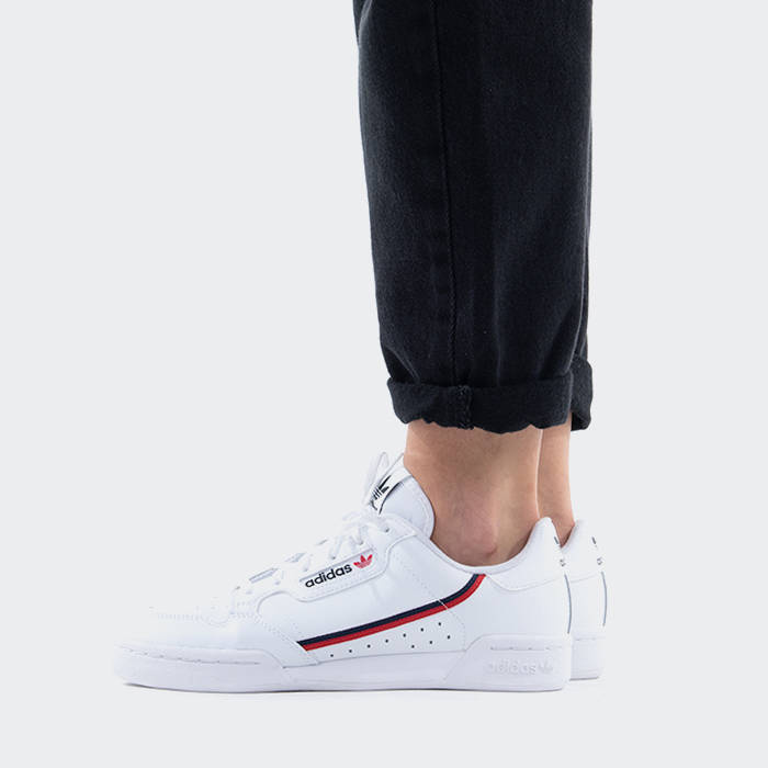Buty damskie sneakersy adidas Originals Continental 80 J