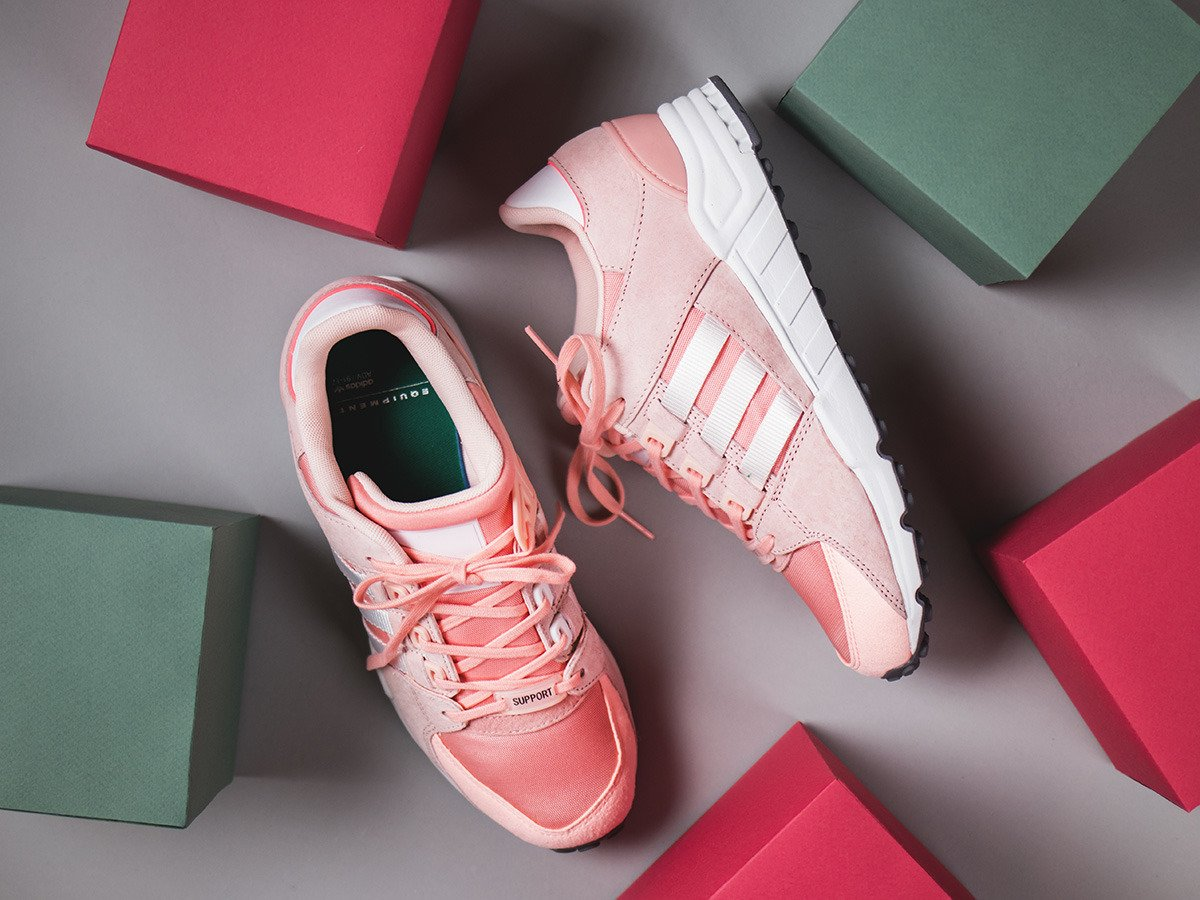 Buty damskie sneakersy adidas Originals Equipment Support RF