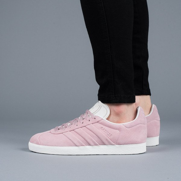 cheap for discount e43cc a9fe9 ... Buty damskie sneakersy adidas Originals Gazelle Stitch and Turn BB6708  ...