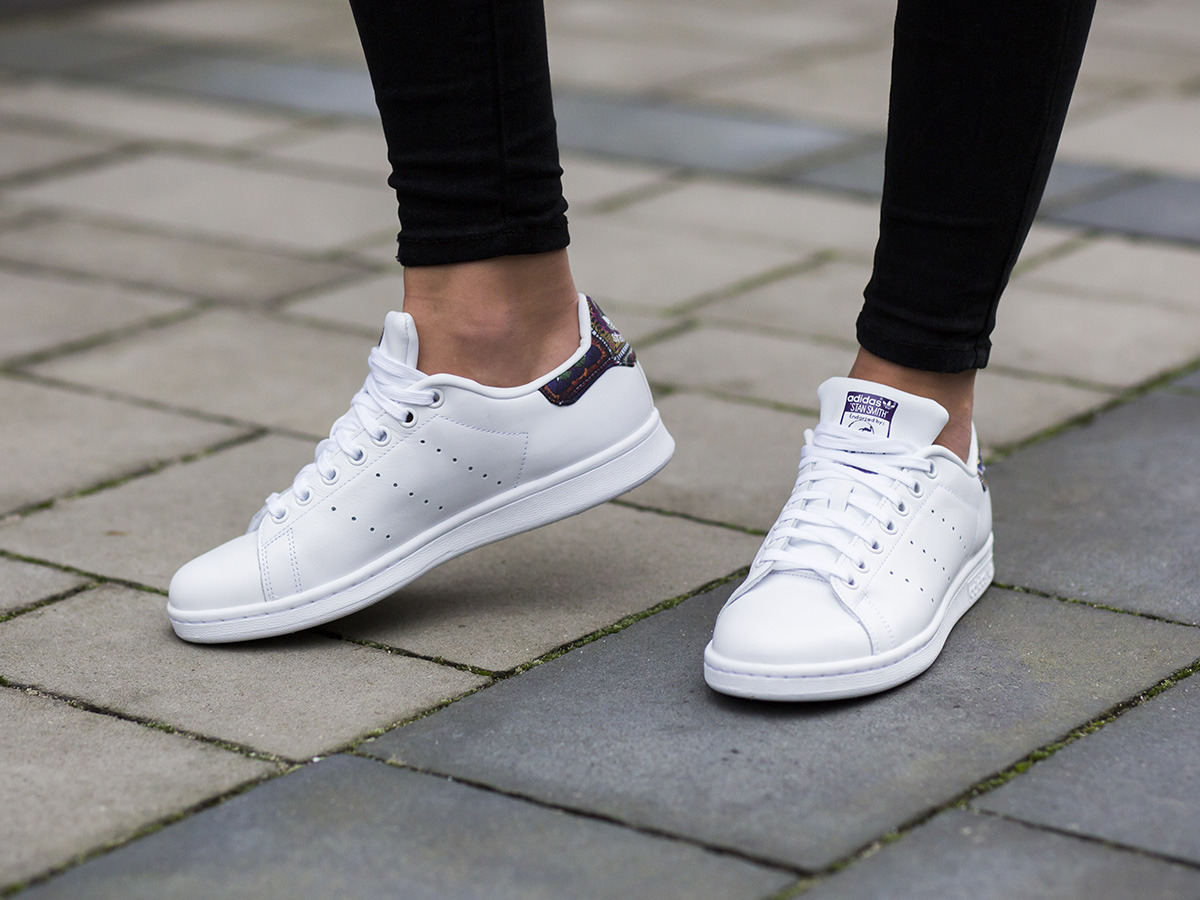 adidas stan smith damskie
