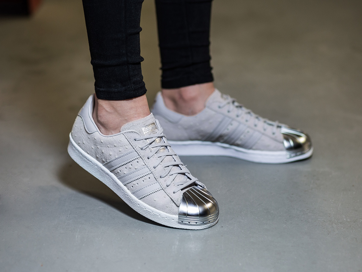 buty adidas superstar 80s metallic