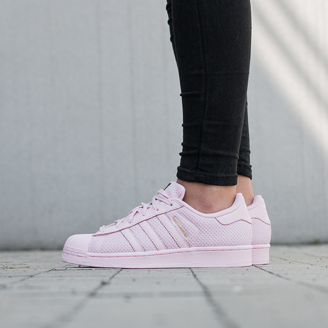 buty damskie sneakersy adidas originals superstar b23642