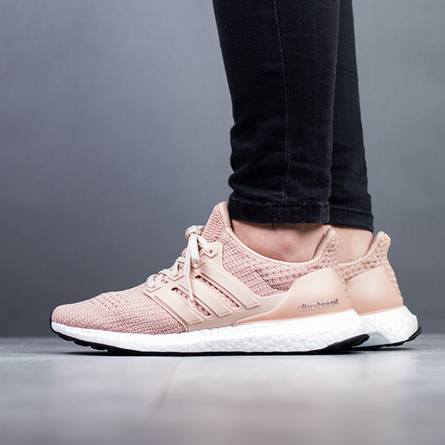 Buty damskie sneakersy adidas UltraBoost 4.0 Champagne Pink