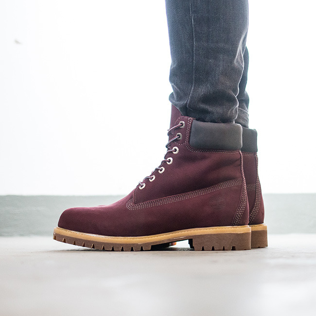 Timberland Icon Suede 6-inch męska