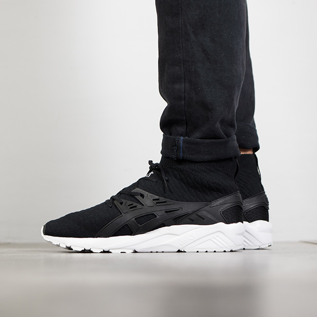 buty asics gel kayano trainer knit