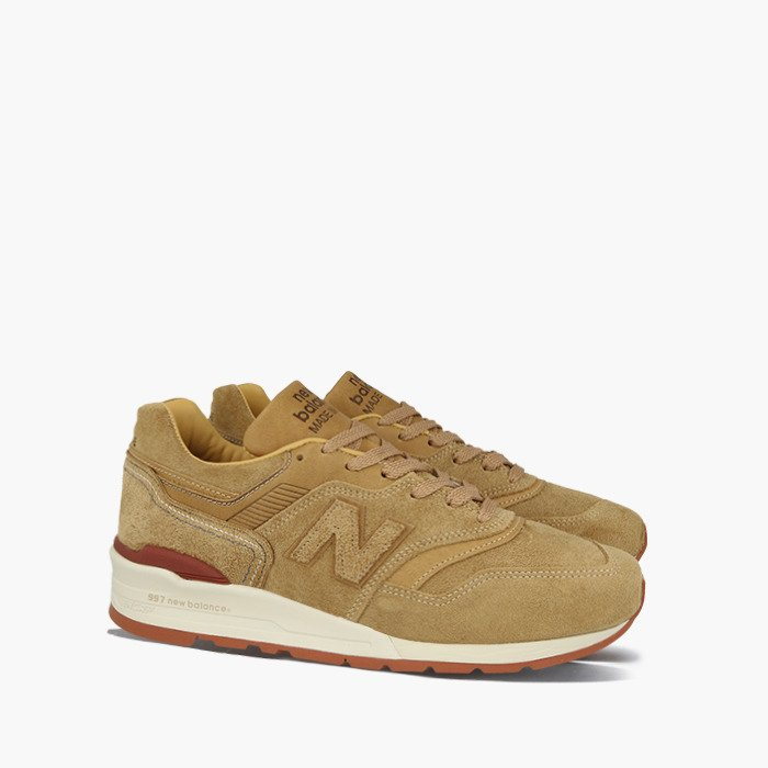 Buty męskie sneakersy New Balance x Red Wing Made in USA
