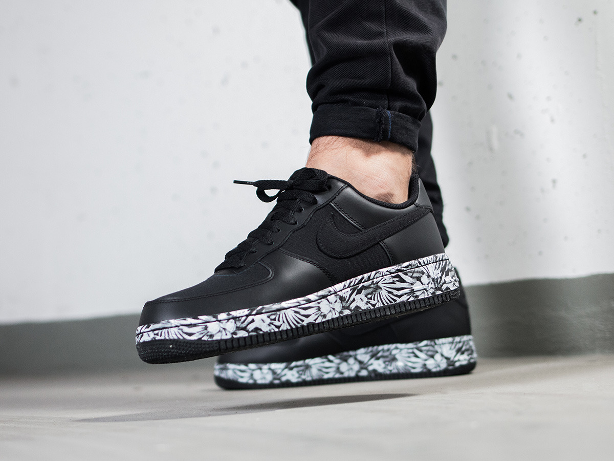 nike air force 1 low floral damskie