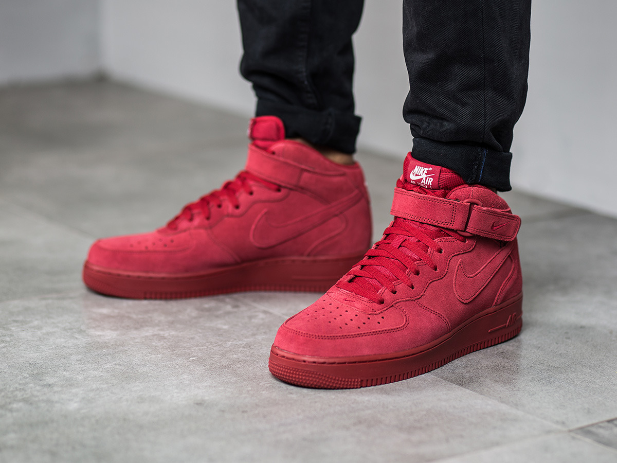 nike air force 1 mid meskie