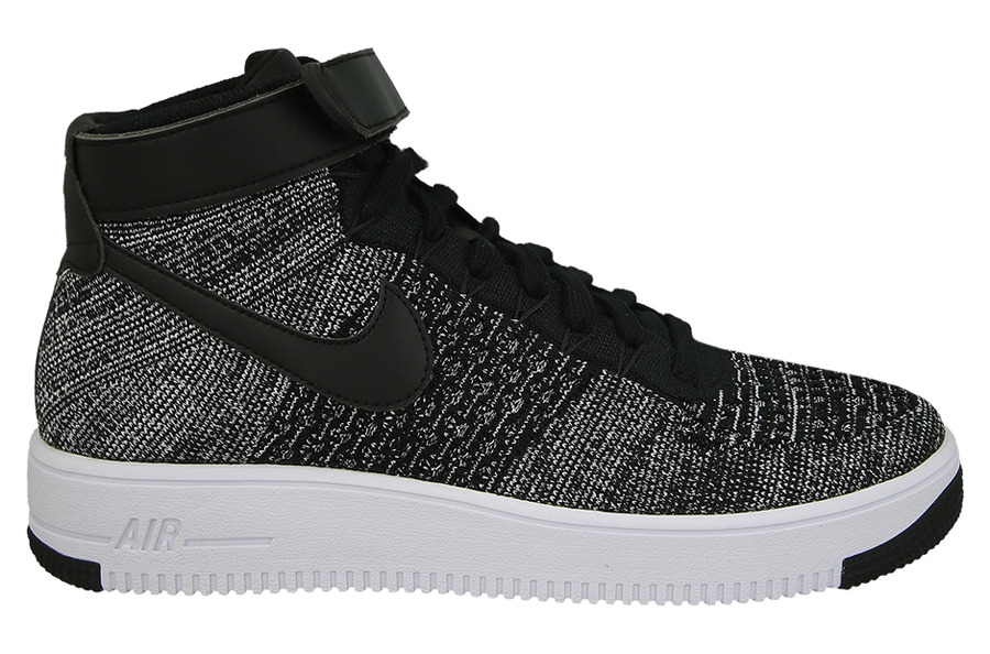 buty m skie sneakersy nike air force 1 ultra flyknit mid. Black Bedroom Furniture Sets. Home Design Ideas