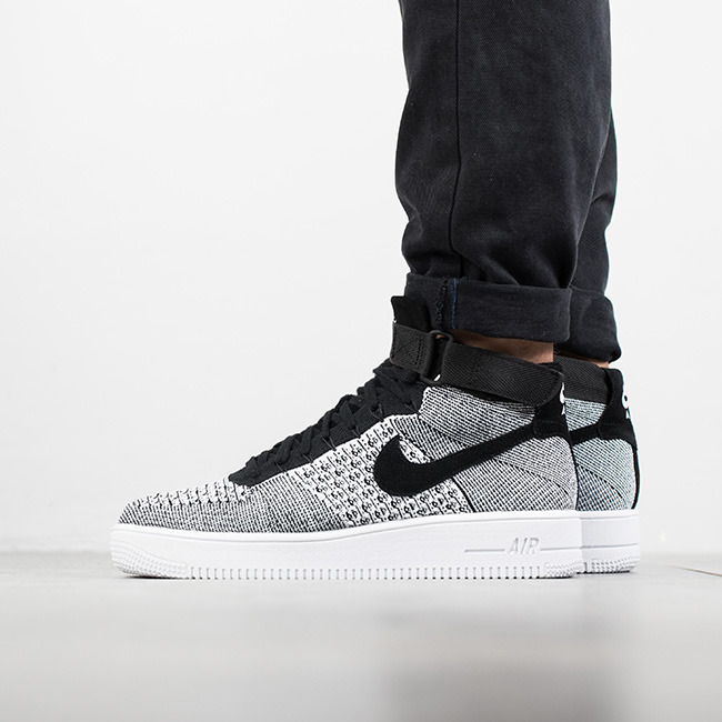 nike air force 1 flyknit męskie