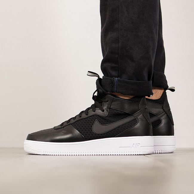 nike air force 1 ultra force czarne