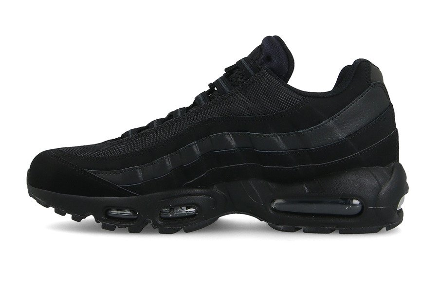 nike air max 95 triple czarny