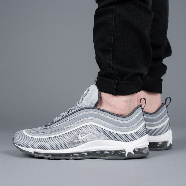 015c0a15247c27 ... shop buty mskie sneakersy nike air max 97 ultra 17 metallic silver  918356 007 2261a 4d70f