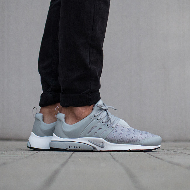 buty nike air presto white