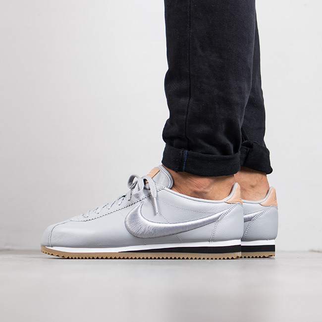 the latest 3984b 55715 ... Buty męskie sneakersy Nike Classic Cortez Leather Premium 861677 003 ...