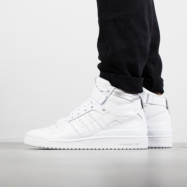 low priced ecb40 f679f Buty męskie sneakersy adidas Forum Mid Refined F37831 .