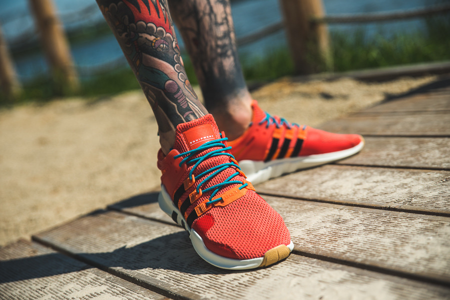 check out 86912 7349a ... Buty męskie sneakersy adidas Originals Equipment Eqt Support Adv Summer  Summer Spice Pack