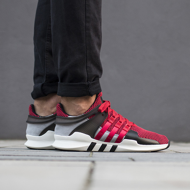 adidas eqt originals bordowe