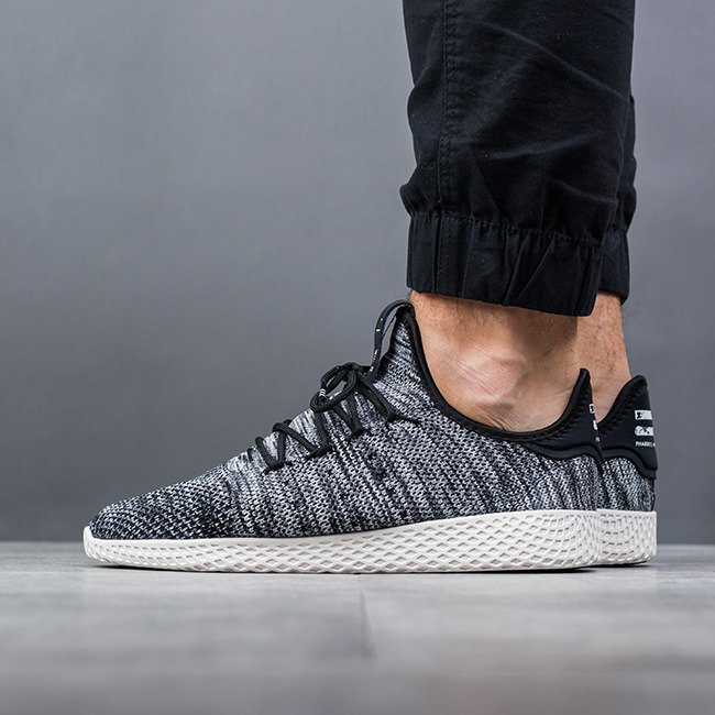 08737d3e3bbec ... Buty męskie sneakersy adidas Originals Pharrell Williams Tennis Hu  Primeknit