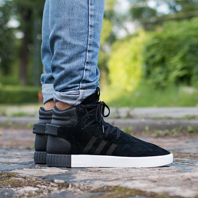 adidas tubular invader test