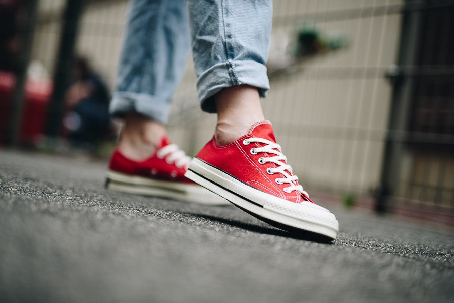 Buty sneakersy Converse Chuck Taylor 70 OX 164949C