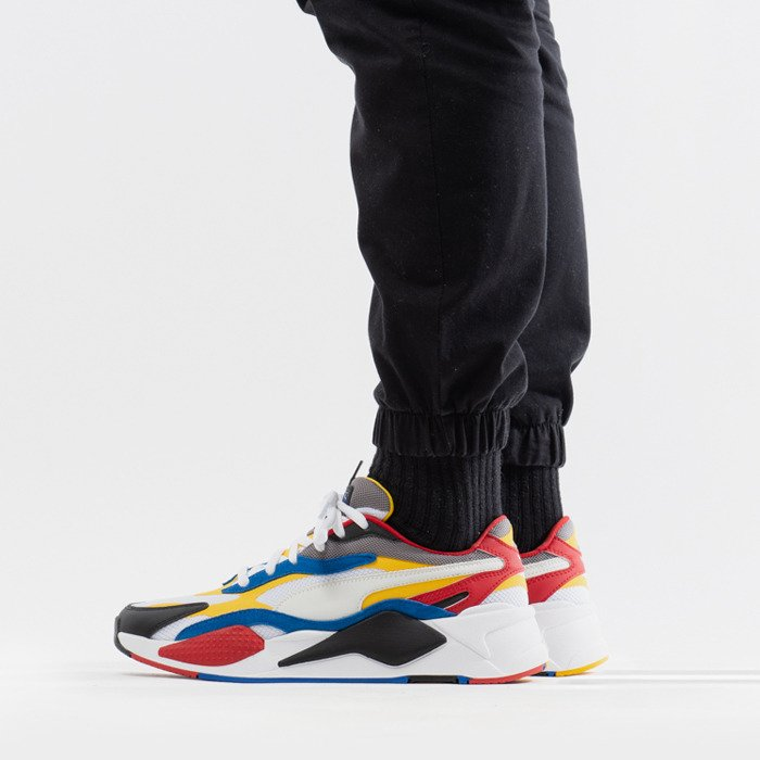 Buty PUMA RS X3 PUZZLE > 371570 04