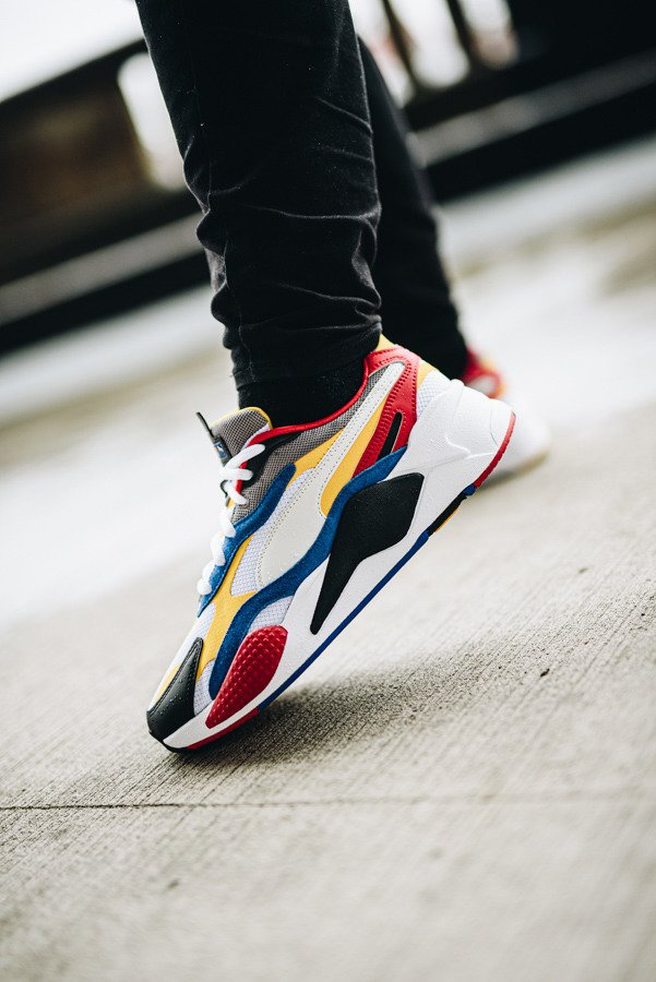 Puma Buty Rs X Puzzle