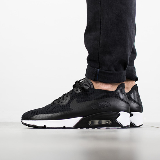 size 40 6ae3d ce854 BUTY MĘSKIE SNEAKERSY NIKE AIR MAX 90 LEATHER 302519 001 ...