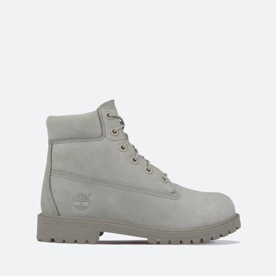 Buty damskie Timberland Premium 6 IN A1VD7 | GRAFITOWY