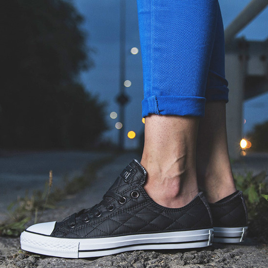 BUTY DAMSKIE SNEAKERSY CONVERSE CHUCK TAYLOR ALL STAR OCIEPLONE NYLON 149550C