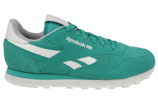 BUTY DAMSKIE SNEAKERSY REEBOK CLASSIC LEATHER SUEDE M49099
