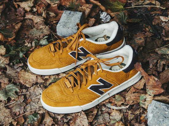 "BUTY MĘSKIE SNEAKERSY NEW BALANCE MADE IN UK ""CHICKEN FOOT IPA - REAL ALE PACK"" CT300ATB"