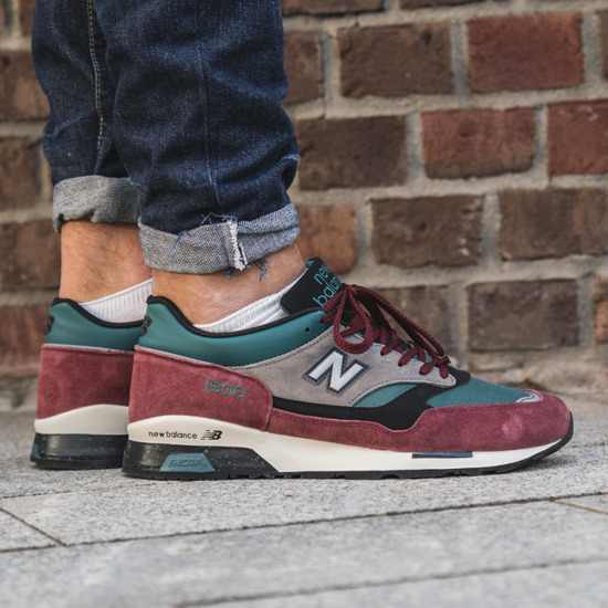 BUTY MĘSKIE SNEAKERSY NEW BALANCE MADE IN UK M1500RT
