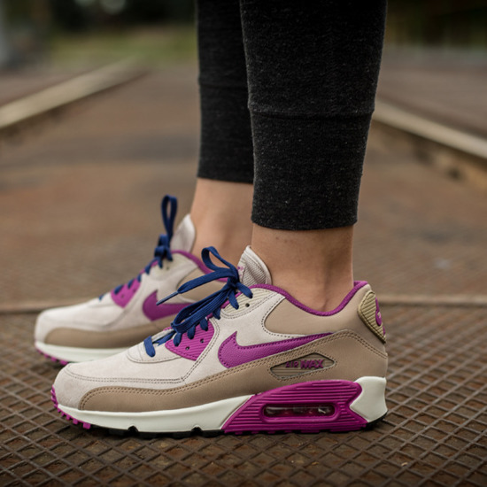 BUTY NIKE AIR MAX 90 LEATHER 768887 200