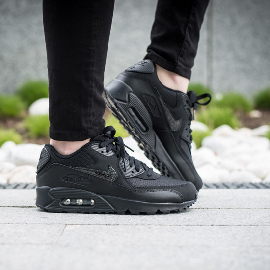BUTY NIKE AIR MAX 90 MESH (GS) 724824 001
