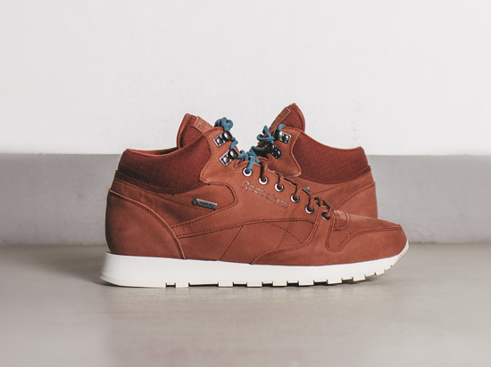 BUTY REEBOK CLASSIC LEATHER MID GORE-TEX M49143