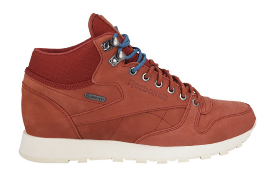 BUTY REEBOK CLASSIC LEATHER MID GTX M49143
