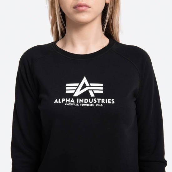 Bluza damska Alpha Industries New Basic Sweater Wmn 196031 03