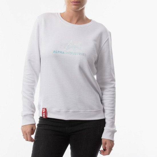 Bluza damska Alpha Industries Rainbow Sweater Wmn 126068 09