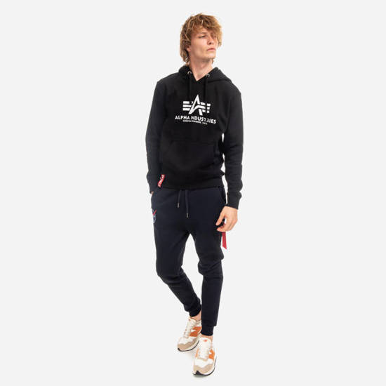 Bluza męska Alpha Industries Basic Hoodie 178312 03